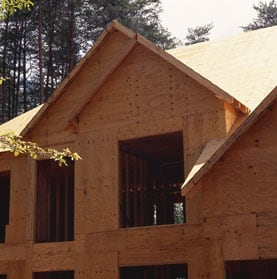 Sheathing exterior walls hometips for Exterior wall sheathing types
